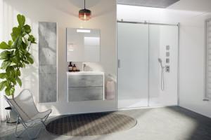 Strefa umywalki: nowa kolekcja mebli łazienkowych