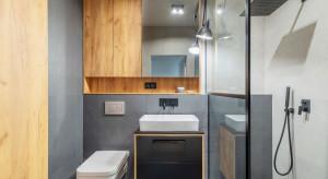 Łazienka w stylu industrialnym: 5 projektów z polskich domów
