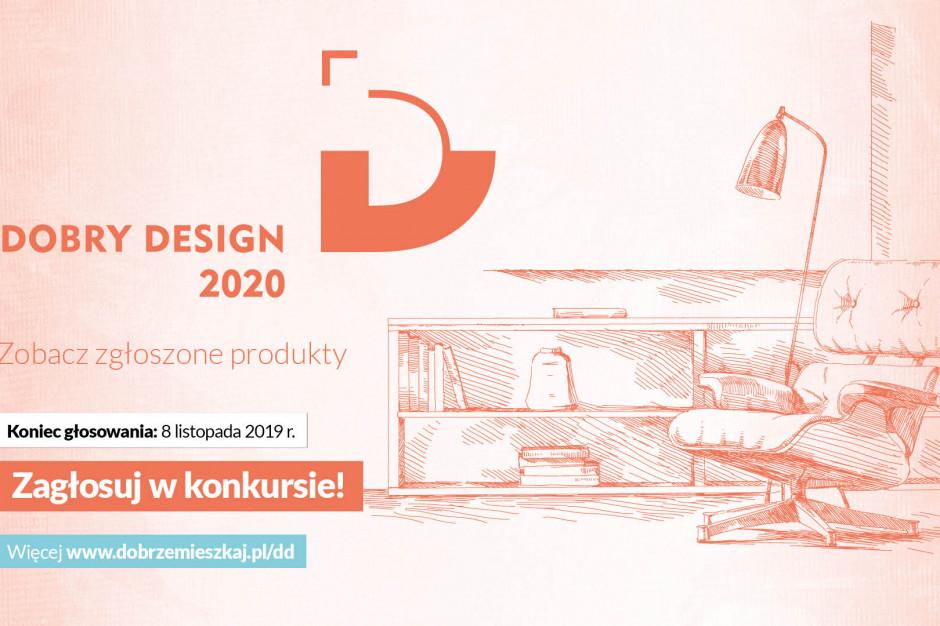 Konkurs Dobry Design: ruszyło głosowanie internautów