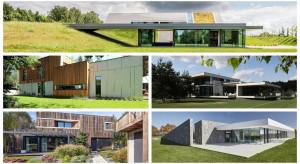 Są nowoczesne i ekologiczne: który z nich zostanie najlepszym domem w Polsce?