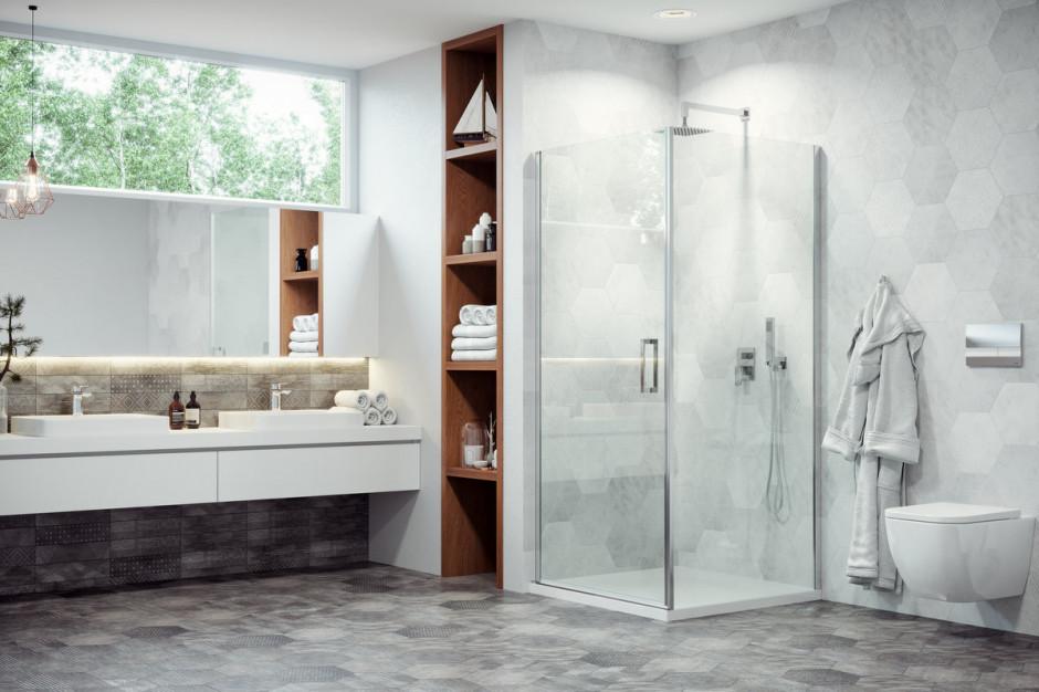 Kabina prysznicowa: 10 modeli do narożnika