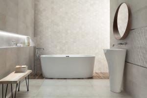 Trendy łazienkowe: zobacz najmodniejsze płytki ceramiczne
