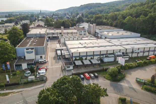 Grohe stawia na innowacje w fabryce w Posta Westfalica