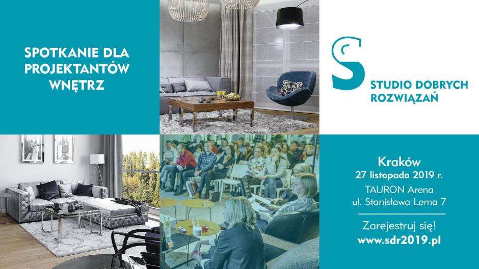Kolejne spotkanie SDR: 27 listopada zapraszamy do Krakowa!
