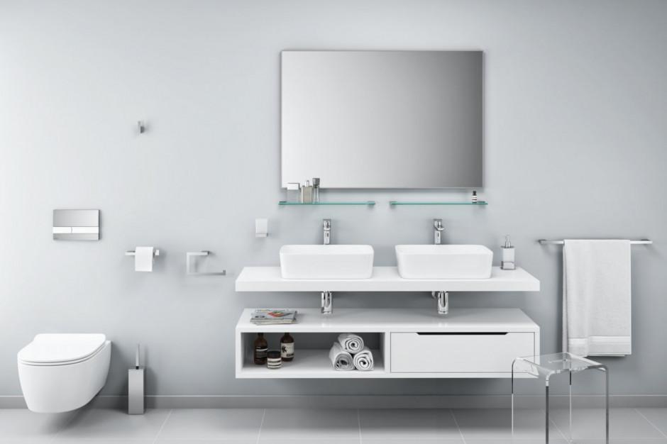 Dodatki łazienkowe: bez nich nie obejdzie się żadna łazienka