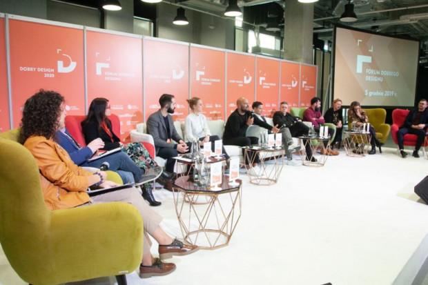 Design, który zbliża: o tym dyskutowano podczas inauguracji Forum Dobrego Designu