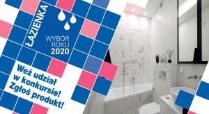 Łazienka-Wybór Roku 2020: wystartował jedyny w Polsce konkurs dla branży łazienkowej. Zgłoś swój produkt!