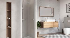 Niestandardowe rozwiązania do trudnych łazienek