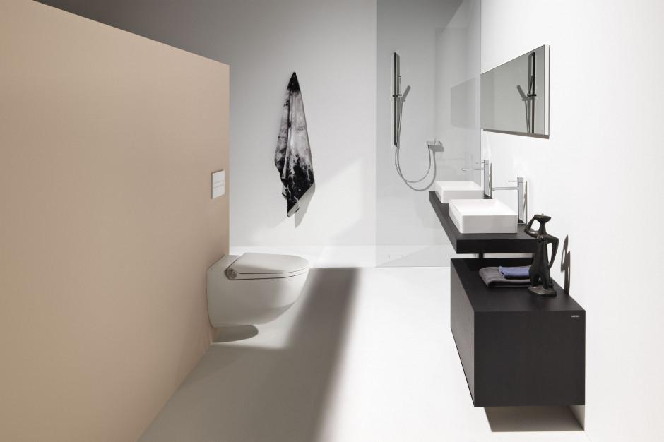 Umywalki do małych łazienek spod kreski znanych designerów