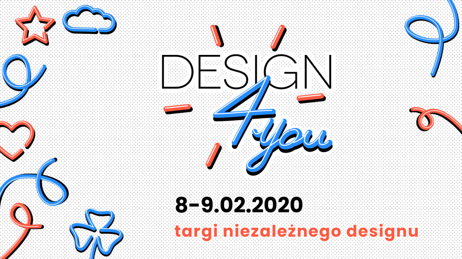 Design 4You na 4 Design Days 2020: już niedługo targi niezależnego designu