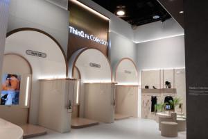 LG ThinQ Zone na targach CES 2020