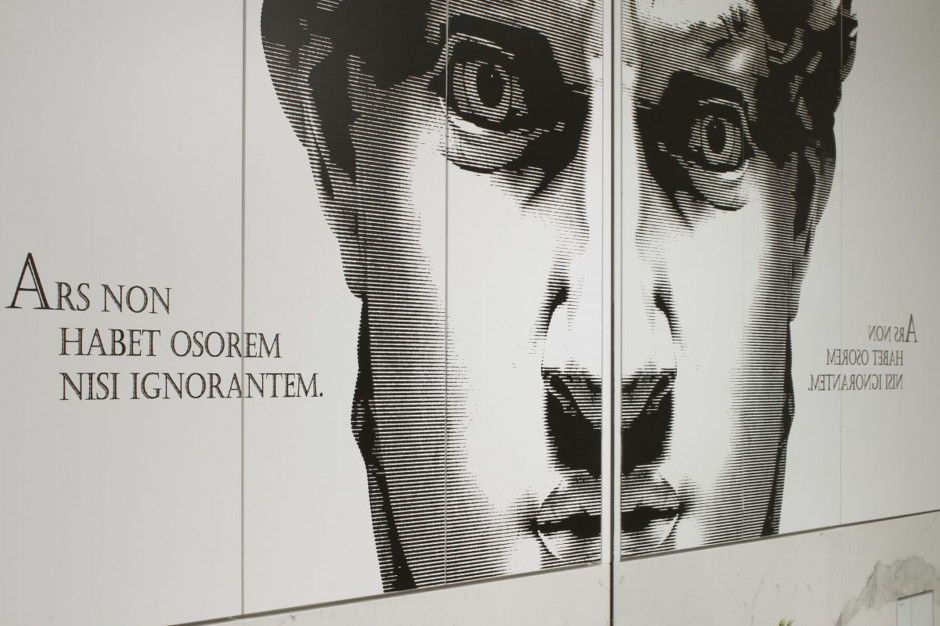 Łazienka w apartamencie. Projekt polskiej pracowni z nagrodą German Award Design