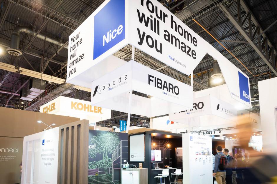 CES 2020: Nice wśród  partnerów Amazon z systemem iota marki Abode