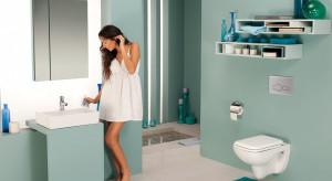 Minimalizm - silny trend w urządzaniu małych łazienek