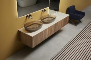 Luksusowe meble łazienkowe z oferty włoskiej marki na polskim rynku