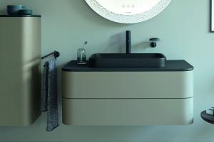 Design baterii i umywalek coraz odważniejszy
