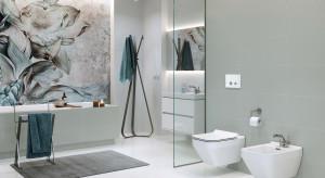 Stelaże podtynkowe w łazienkach o podwyższonych wymaganiach