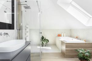 Najlepsze projekty łazienek 2019 roku według portalu Dobrzemieszkaj.pl