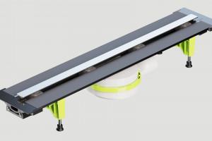 EasyLine – nowoczesne odwodnienie liniowe Z UNIKALNYMI FUNKCJAMI REGULACJI. Zaprojektowane z myślą o instalatorach