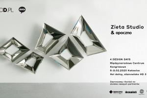 Opoczno na 4 Design Days 2020: co zaprezentuje marka?