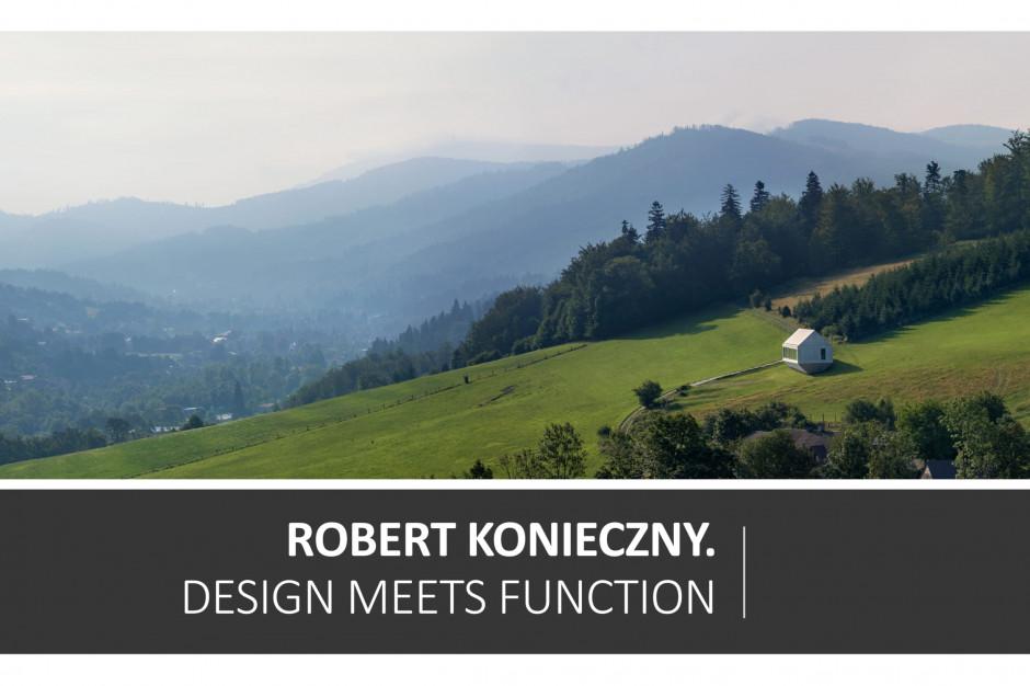 Geberit zaprasza na 4 Design Days: gośćmi na stoisku Robert Konieczny i Marcin Szczelina!