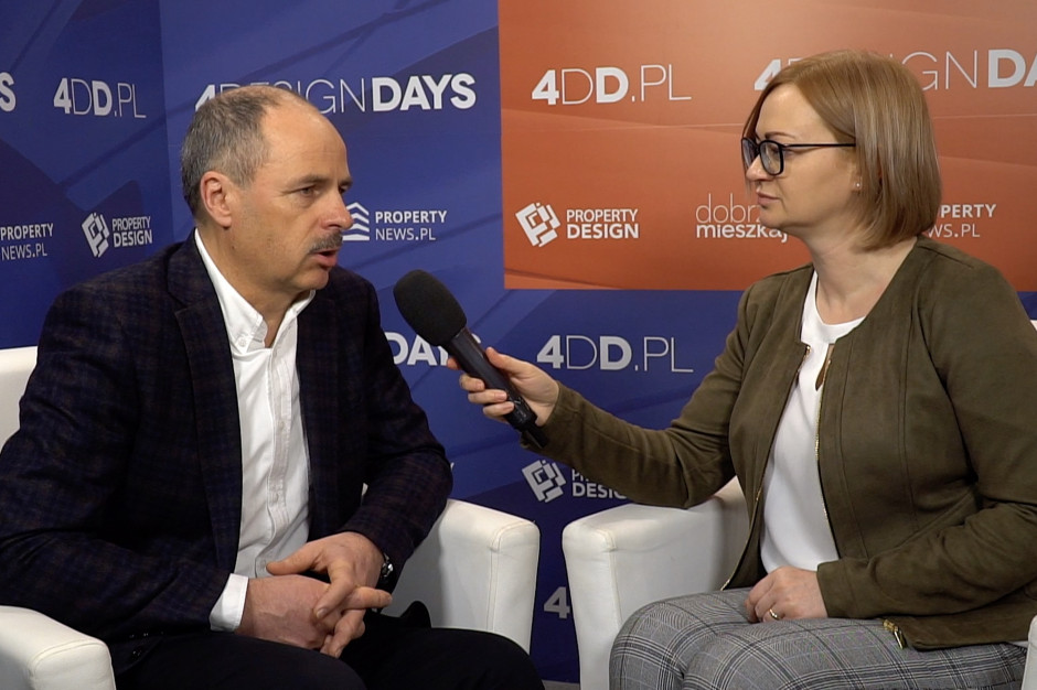 4 Design Days: Krzysztof Lasoń o idei miasta w mieście