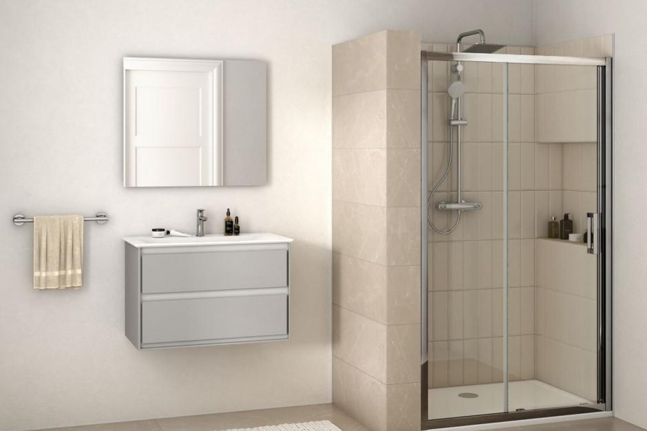 Nowe kabiny prysznicowe w ofercie międzynarodowego koncernu