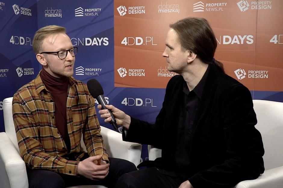 Mateusz Mioduszewski o trwałych materiałach w projektowaniu