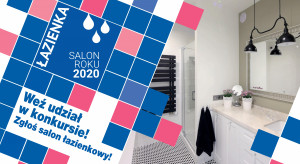 Po raz 13. wybierzemy najlepsze salony łazienkowe w Polsce! Zgłoś swój do konkursu!