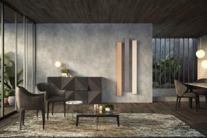 Grzejniki dekoracyjne o minimalistycznej formie