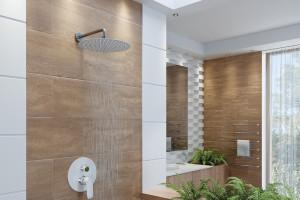 Biophilic design w przestrzeniach łazienkowych
