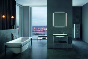Łazienka w stylu loft. Nowoczesne wyposażenie podkreśli charakter wnętrza
