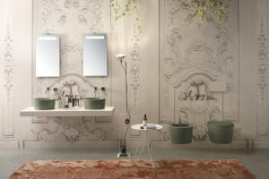 Dekoracyjne umywalki - biżuteryjny akcent w łazience