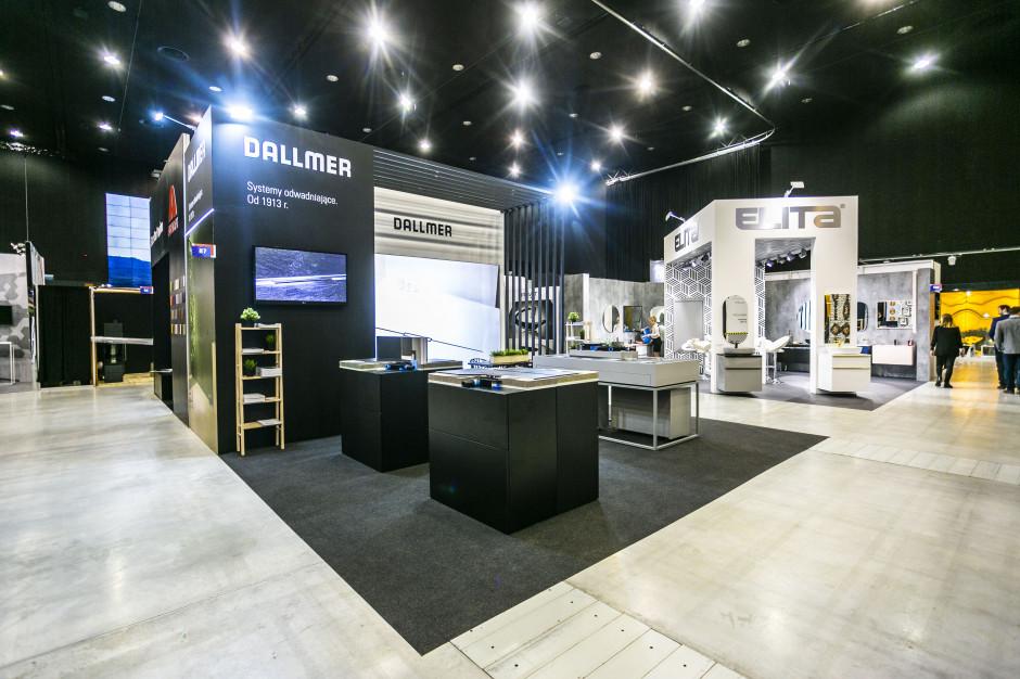 4DD: Dallmer pokazał system odpływów prysznicowych DallFlex