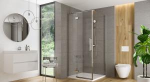 Kabiny prysznicowe Crea/Cersanit