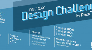 """Roca One Day Design Challenge"" powraca"