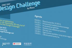 """Roca One Day Design Challenge"" powraca"