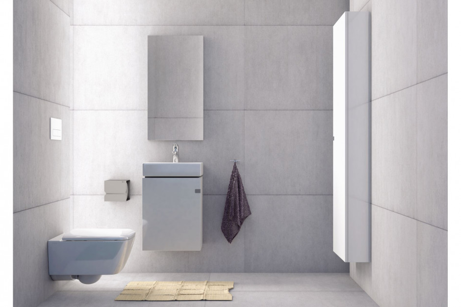 Kolekcja mebli łazienkowych Point/Deftrans