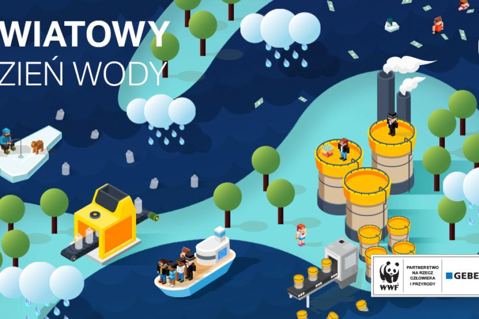 Światowy Dzień Wody: partnerstwo firmy Geberit i WWF Polska