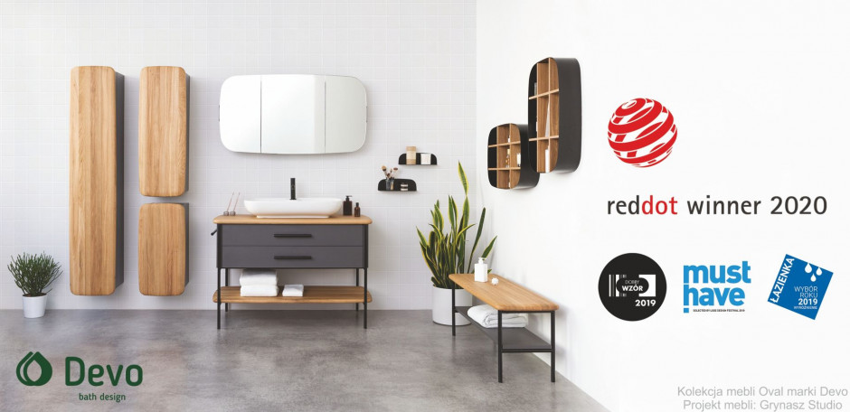 Red Dot 2020: kolejny laur dla Polaków! Firma Devo z cenną nagrodą!