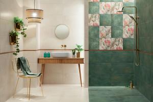7 nowych kolekcji płytek łazienkowych, piękne zdjęcia!