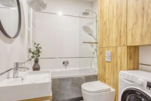 Mała łazienka w bloku: 12 aranżacji małych łazienek